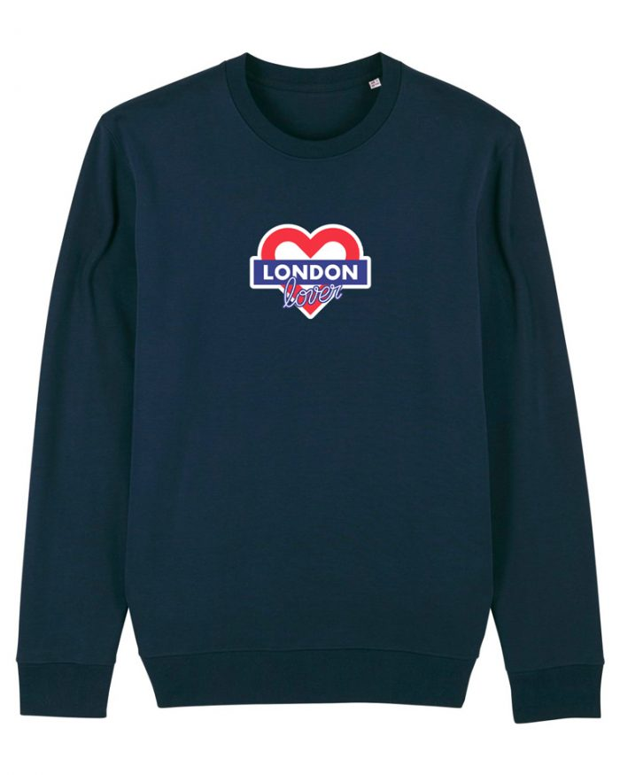 Sweat-homme-bleu-london-love