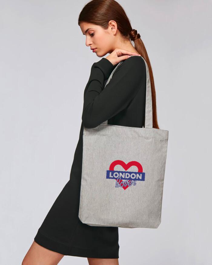 Tote-bag-london-love-gris